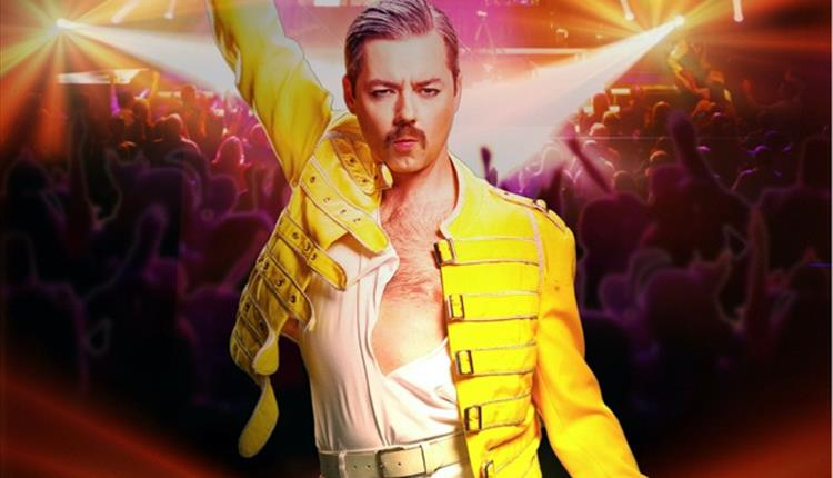 Queen and Bowie Tribute Act –  Palladium Club