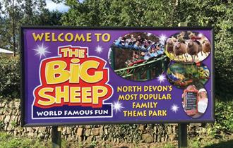 Farm-Filled Family Fun at The BIG Sheep with Britains