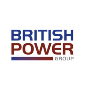 logo for british power group