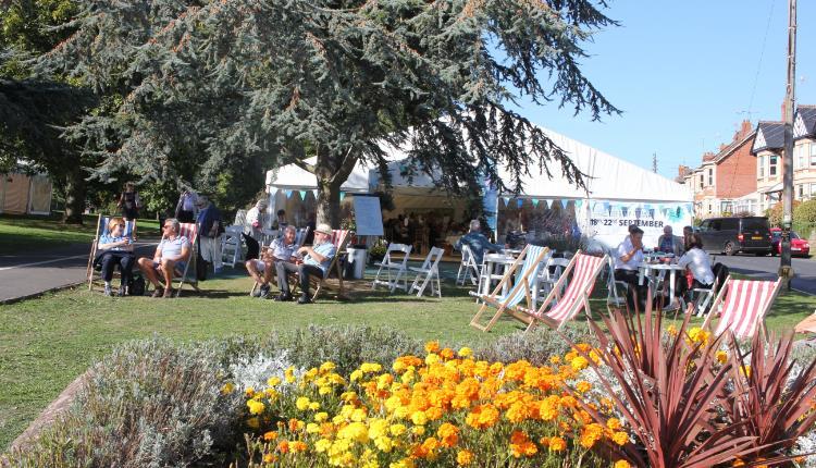 Budleigh Salterton Literary Festival