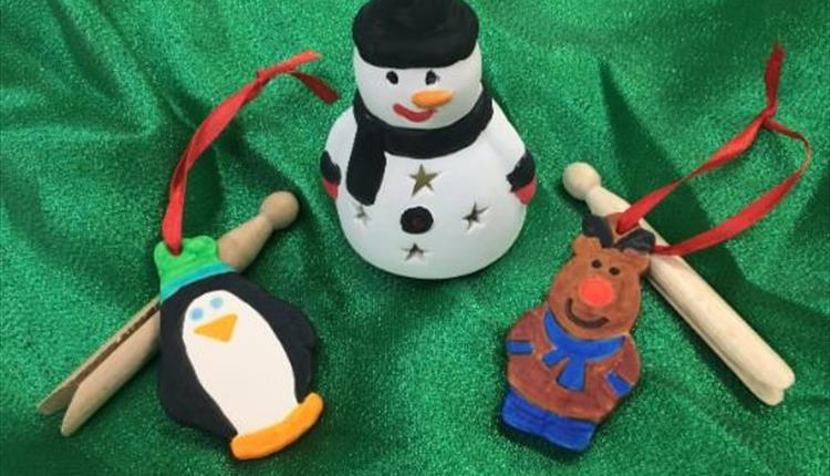 Christmas Holiday Drop-In Crafting