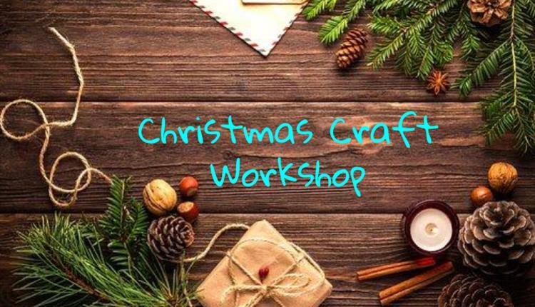 Making Christmas Stockings