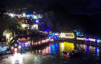 Christmas Lights, in aid of the R.N.L.I.