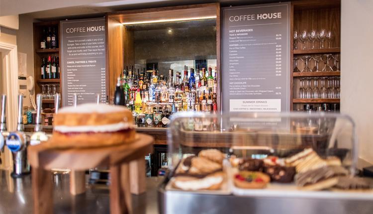 coffee house bar