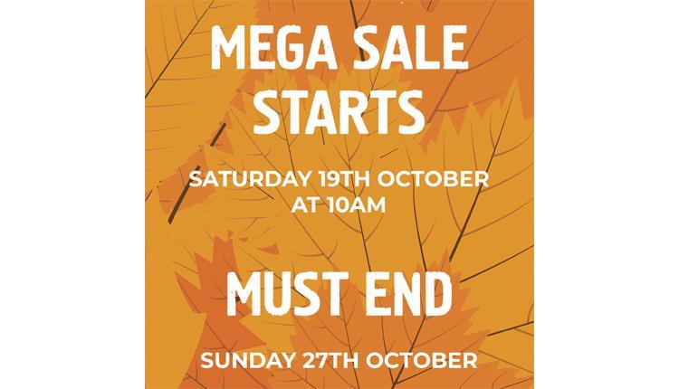 Dartington Crystal's October Mega Sale