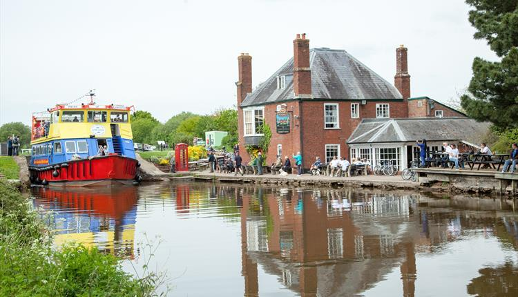 Exeter Canal Cruise