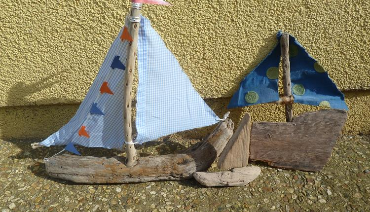 Family Driftwood Creations