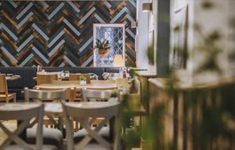 Dining at Dukes Inn