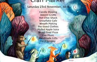 South Devon Steiner School Advent Fair and Craft Market