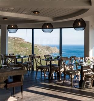 Restaurant at Gara Rock