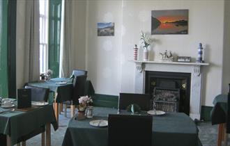 glen devon dining room
