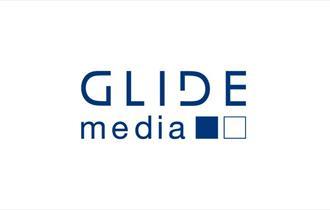 Glide media logo