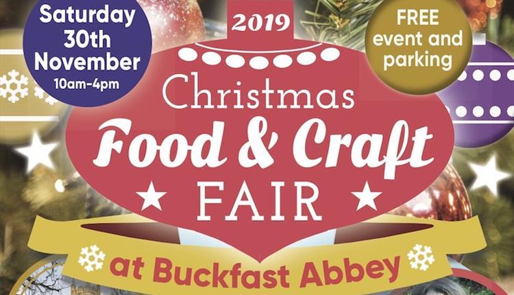 Buckfast Abbey Christmas Food & Craft Fair
