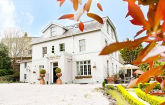 Haytor Hotel Autumn
