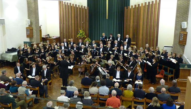 Christmas Baroque with Exeter Bach Society