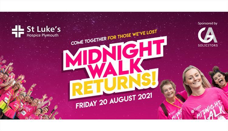Midnight Walk Returns
