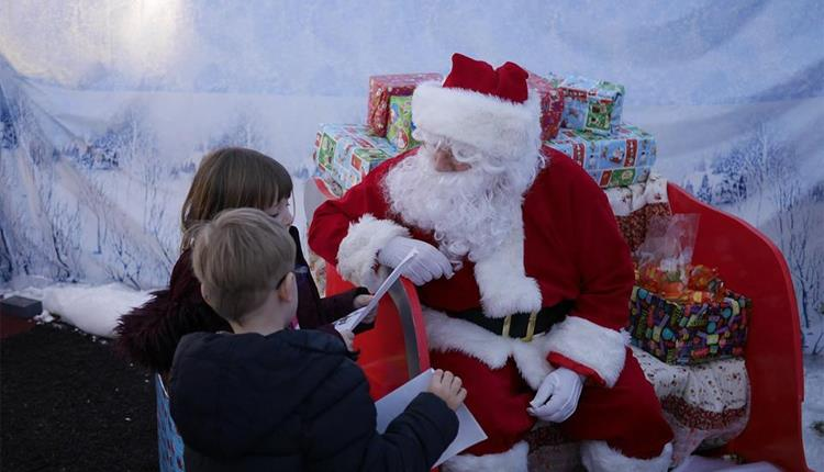 Santa Specials at Pecorama