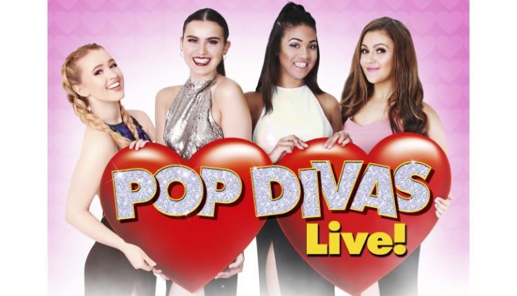 POP DIVAS Live! at Babbacombe Theatre
