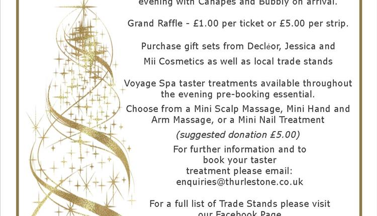 Voyage Spa and Christmas Event