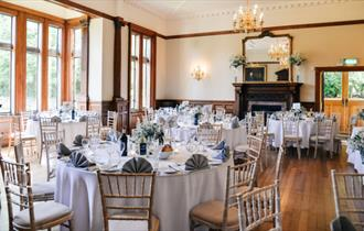 Weddings at Holne House