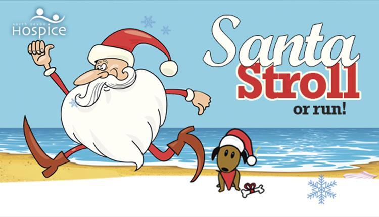 Santa Stroll (or Run!)