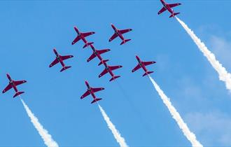 Sidmouth Airshow 2021