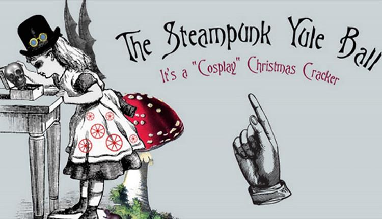 Exeter Phoenix - The Steampunk Yule Ball