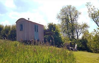 strawfields hut
