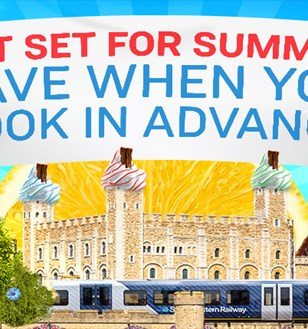 South Western Railway Summer campaign