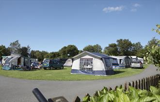 Tavistock Camping and Caravanning Club Site