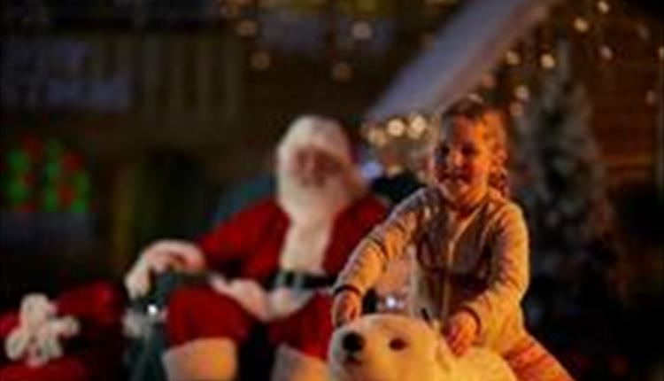 Christmas at The Milky Way Adventure Park