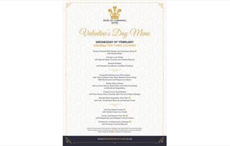 Valentine's Day at The Duke