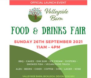 poster for food and drink fair