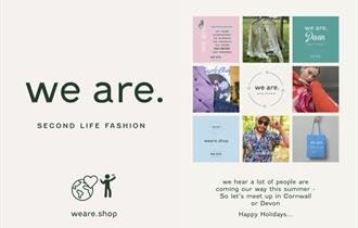 Sustainable Vintage Fashion Pop-Up Event