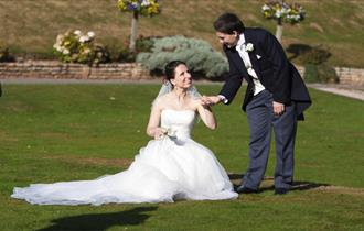 Weddings at Langstone Cliff Hotel