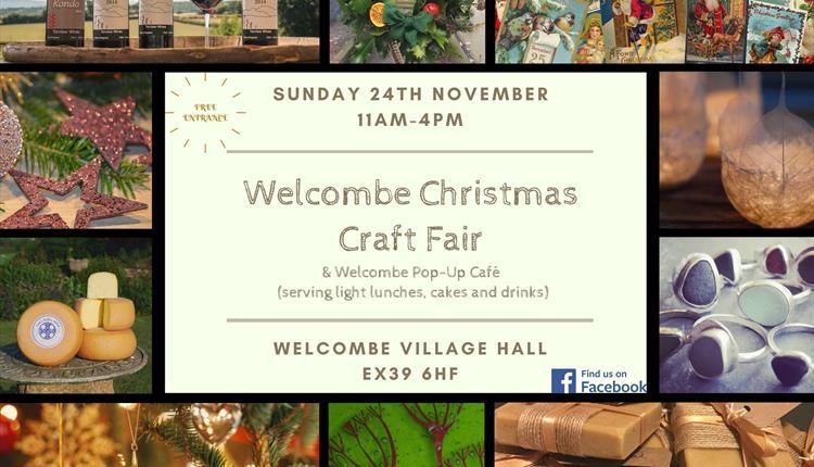 Welcombe Christmas Craft Fair