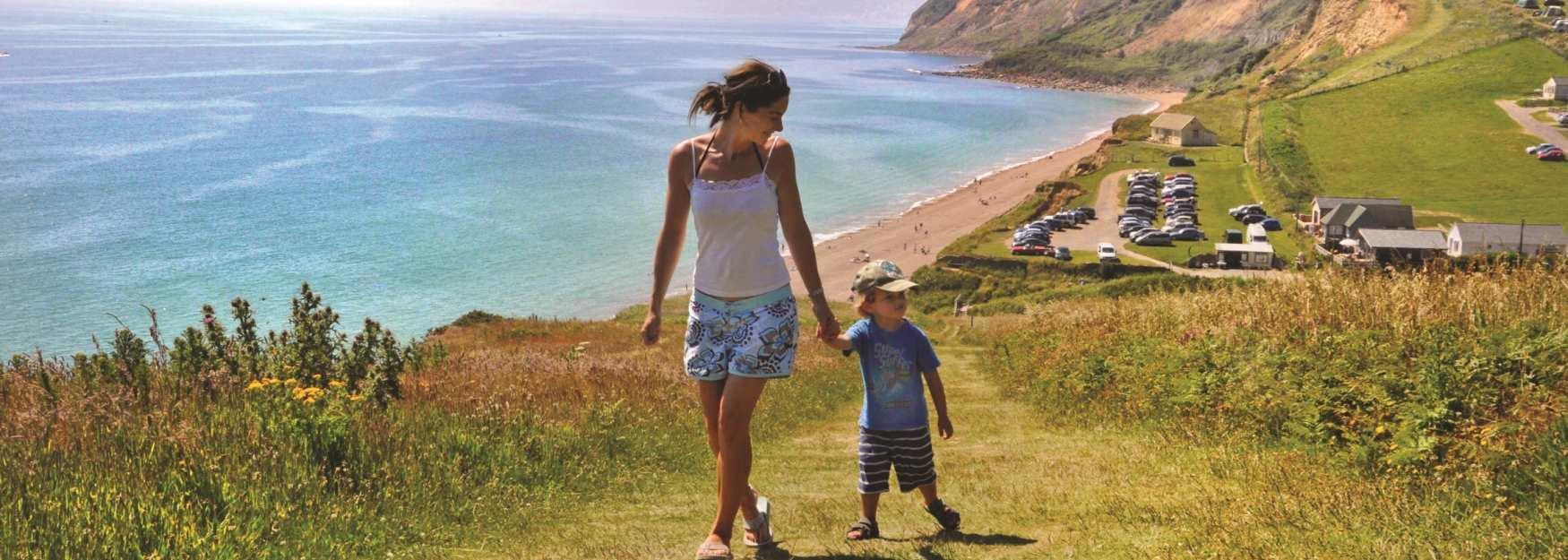 Explore the stunning Dorset coast