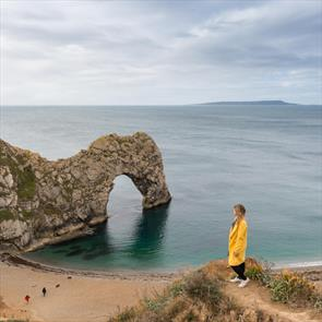 Autumn at Durdle Door