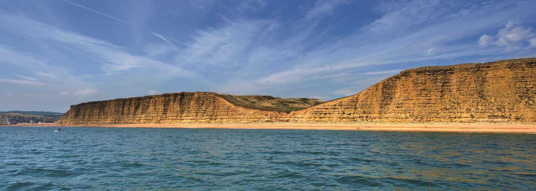 West Bay, the stunning backdrop for the Broadchurch TV Series
