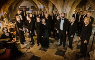 Monteverdi Vespers 1610 with Bournemouth Sinfonietta Choir