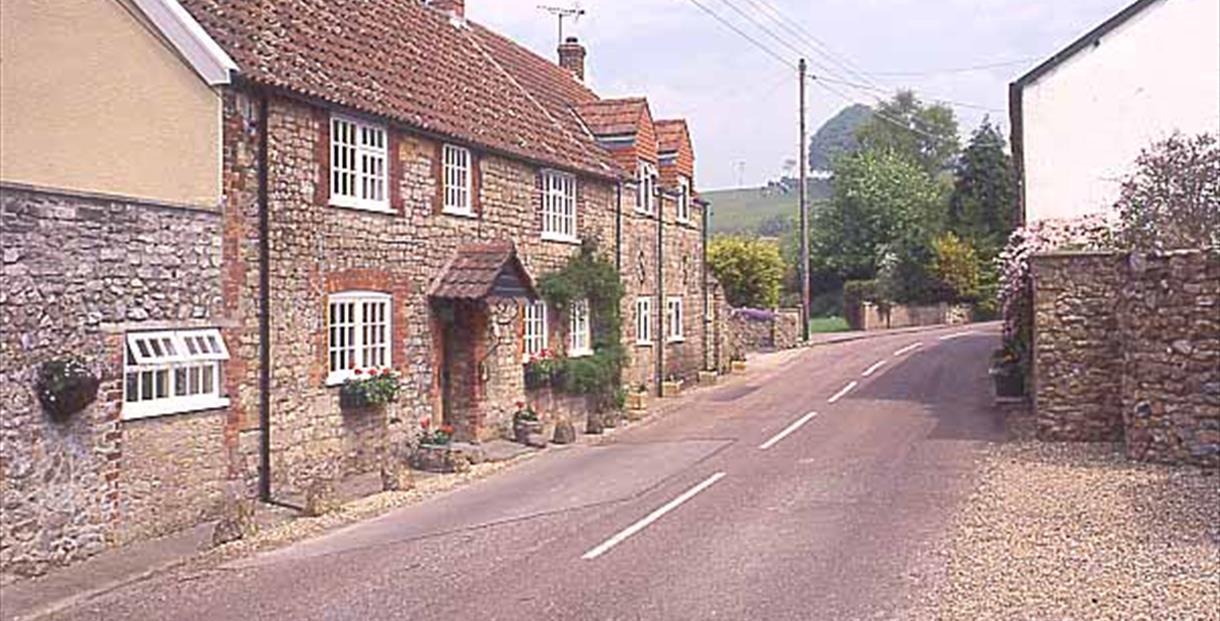 Crosskeys House