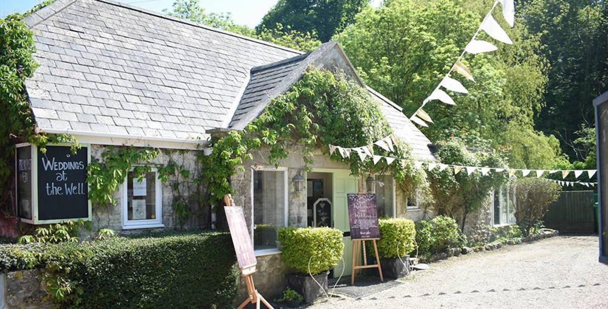 Upwey Wishing Well, Water Gardens and Tea Rooms