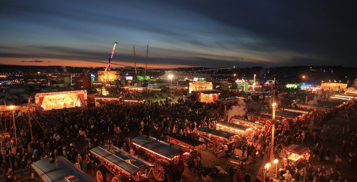 Great Dorset Steam Fair - Visit Dorset