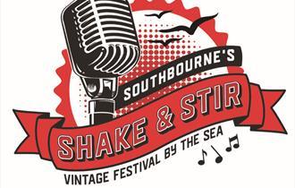 Shake & Stir Logo