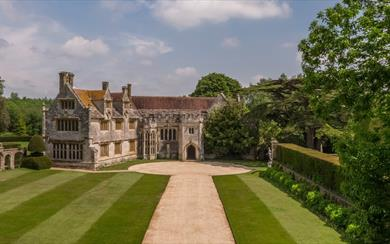 Athelhampton House and Gardens, Dorset
