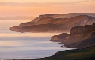 """Events at Durlston Country Park: """"Breathe"""": Landscape Photography by Andy Farrer"""