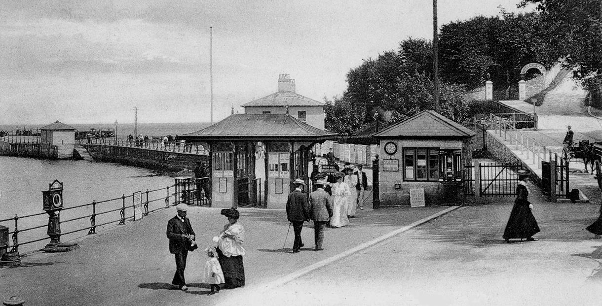 Swanage in Victorian times