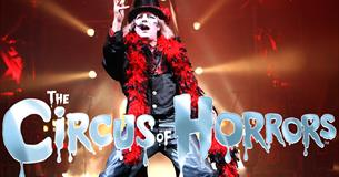 Circus of Horrors event poster