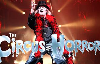 The Circus of Horrors show