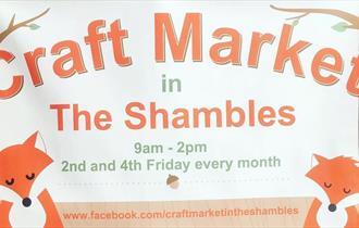 Blandford Craft Market